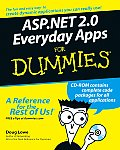 ASP.Net 2.0 Everyday Apps for Dummies [With CDROM]