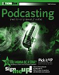 Podcasting: The Do-It-Yourself Guide Cover