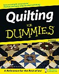 Quilting for Dummies(r) (For Dummies)
