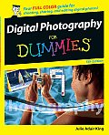 Digital Photography For Dummies 5th Edition