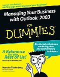 Managing Your Business With Outlook 2003 for Dummies (For Dummies)