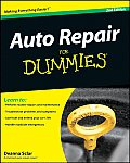 Auto Repair For Dummies 2nd Edition
