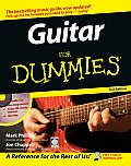 Guitar for Dummies 2ND Edition Cover