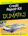 Credit Repair Kit for Dummies (For Dummies)