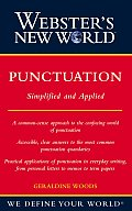 Punctuation: Simplifed and Applied (Webster's New World) Cover