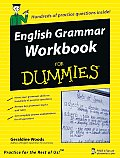 English Grammar Workbook for Dummies: (For Dummies)