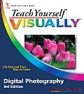Teach Yourself Visually Digital Photography (Teach Yourself Visually) Cover