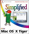 Mac OS X Tiger Simplified Cover