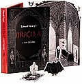 Dracula A Toy Theatre With Stage Furniture Stage Sets & 8 Cast FiguresWith Booklet