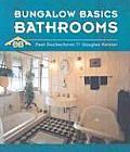 Bungalow Basics Bathrooms