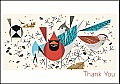 Charley Harper Thank You Notes