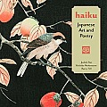 Haiku: Japanese Art and Poetry Cover