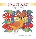 Cal13 Inuit Art Cape Dorset