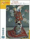 Claude Monet - La Japonaise