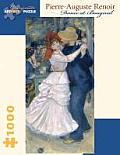 Pierre Auguste Renoir - Dance At Bougival