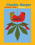 Charley Harper Volume I Coloring Book