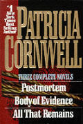 Three Complete Novels Postmortem Body Of Evidence All That Remains