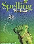 Spelling Workout, Level C