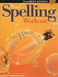 Spelling Workout, Level D