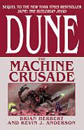 Machine Crusade Legends Of Dune 2
