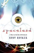 Spaceland: A Novel of the Fourth Dimension (Tom Doherty Associates Book) Cover