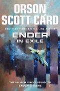 Ender in Exile (Ender) Cover