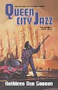 Queen City Jazz (Tom Doherty Associates Book) Cover