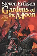 Gardens of the Moon: Book One of the Malazan Book of the Fallen Cover