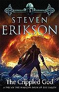 The Crippled God: Book Ten of the Malazan Book of the Fallen (Malazan Book of the Fallen)