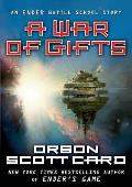 A War of Gifts: An Ender Story (Ender Wiggins Saga) Cover