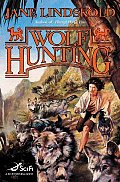 Wolf Hunting First Edition by Jane Lindskold