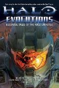 Halo: Evolutions: Essential Tales of the Halo Universe (Halo) Cover