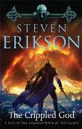 Crippled God (Malazan Book of the Fallen) Cover