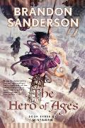 Mistborn Trilogy #03: The Hero of Ages Cover