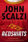 Redshirts: A Novel with Three Codas Cover