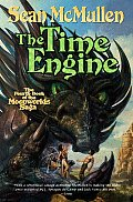 The Time Engine: The Fourth Book Of The Moonworlds Saga (Moonworlds Saga) by Sean Mcmullen