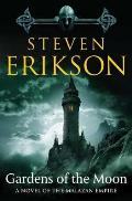 Gardens of the Moon (Malazan Book of the Fallen) Cover