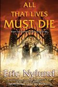 All That Lives Must Die: Book Two of the Mortal Coils Series Cover