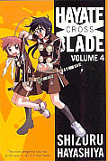 Hayate X Blade #04: Hayate X Blade, Volume 4
