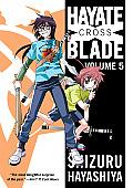 Hayate X Blade #05: Hayate X Blade, Volume 5
