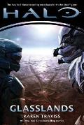 Glasslands (Halo) Cover