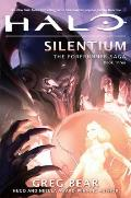 Halo: Silentium (Forerunner) Cover