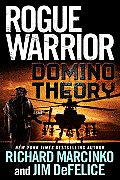 Domino Theory (Rogue Warrior) Cover