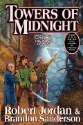 Towers of Midnight (The Wheel of Time #13) Cover