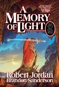 A Memory of Light (Wheel of Time #14) Cover
