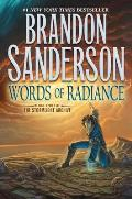 Words of Radiance (Stormlight Archive #2) Cover