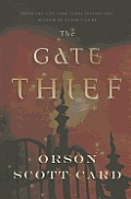 The Gate Thief (Mither Mages) Cover