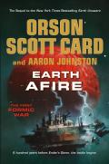 Earth Afire (First Formic War #2) by Orson Scott Card and Aaron Johnston