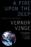 A Fire Upon The Deep (Zones Of Thought) by Vernor Vinge