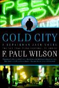 Cold City (Repairman Jack) by F. Paul Wilson